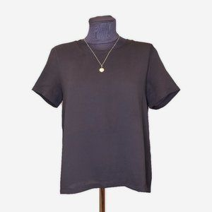 NWOT Structured Top Sz M